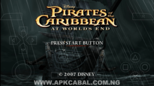 pirates of the caribbean at worlds end ppsspp highly compressed