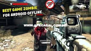 best offline zombie games for android 2020