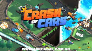 crash of cars mod apk latest version