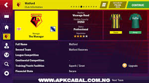 football manager 2019 mobile apk data