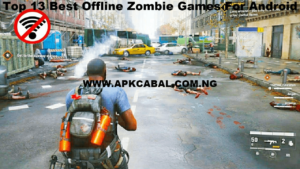 offline zombie games for android