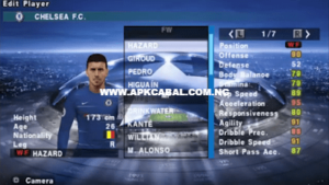 pes 2019 ppsspp iso chelito psp download
