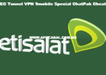 ec tunnel vpn 9mobile special chatpak cheat