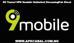 ec tunnel vpn 9mobile unlimited streaming pak cheat