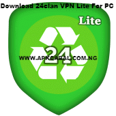 24clan vpn lite for pc