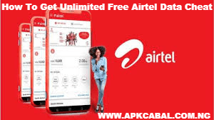 unlimited free airtel data