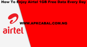 airtel 1gb free data