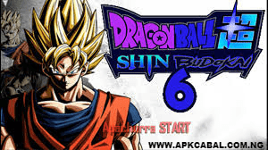 download dragon ball z shin budokai 6 ppsspp iso