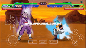 download dragon ball z shin budokai 6 ppsspp