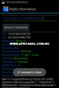 how to change imei