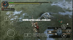 monster hunter freedom unite 2 ppsspp cso highly compressed