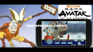 avatar the last airbender ppsspp