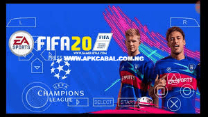 fifa 20 ppsspp iso