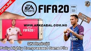 fifa 20 ppsspp