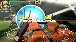 naruto shippuden ultimate ninja impact ppsspp iso highly compressed