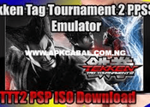 tekken tag tournament 2 ppsspp