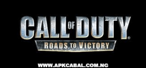 call of duty roads to victory psp iso