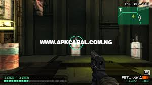 Coded Arms PSP ISO - Coded Arms PPSSPP Highly Compressed Download 90MB Free 1