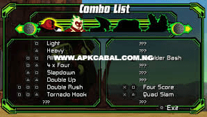 ownload ben 10 protector of earth ppsspp