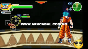 download dragon ball z tenkaichi tag team tournament of power ppsspp