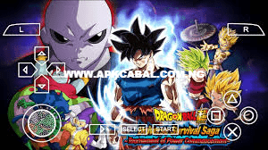dragon ball z tenkaichi tag team tournament of power ppsspp