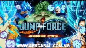 jump force ppsspp download