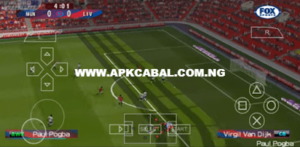 Winning Eleven 2020 PPSSPP Download - Winning Eleven 2020 ...
