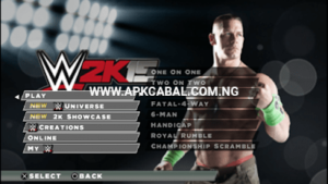 Download WWE 2k15 for ppsspp Android
