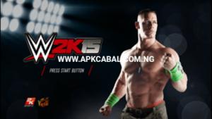WWE 2k15 PPSSPP ISO file download highly compressed