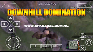 downhill domination ppsspp ps2 iso