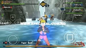 download naruto kizuna drive ppsspp highly compressed