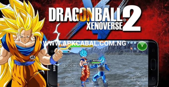 dragon ball xenoverse 2 ppsspp