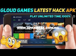 gloud games mod apk hack