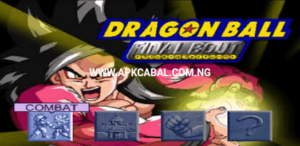 download dragon ball gt final bout psx iso