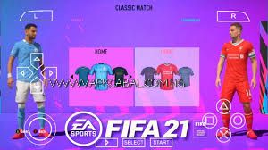 fifa 2021 ppsspp iso ps5