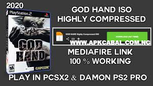 god hand ps2 iso highly compressed