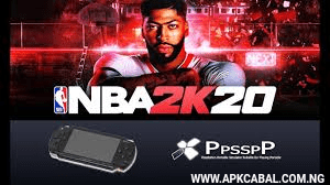 nba 2k20 ppsspp download