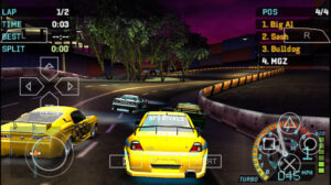need for speed ppsspp