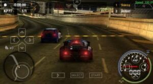 need for speed underground rivals ppsspp iso