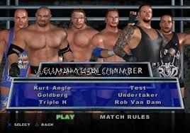 SmackDown Pain PPSSPP iso