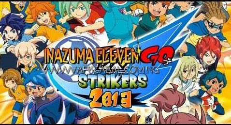 inazuma eleven strikers 2013 wii iso