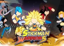 Stickman warriors mod apk