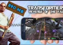 transformers revenge of the fallen ppsspp