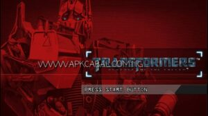transformers revenge of the fallen ppsspp iso highly compressed