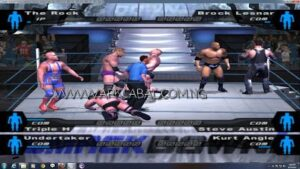 wwe smackdown here comes the pain ps2 iso
