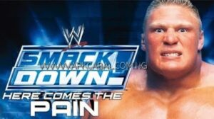 wwe smackdown here comes the pain psp