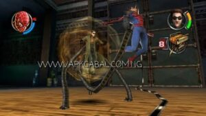 amazing spider man 2 ppsspp