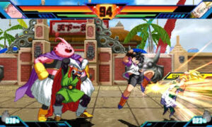 dragon ball z extreme butoden 3ds romg