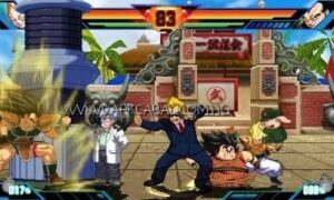 dragon ball z extreme butoden 3ds rom download