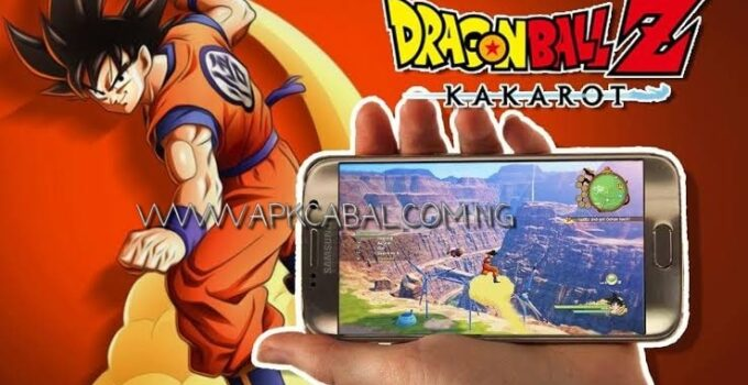 dragon ball z kakarot apk